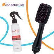 Combo Revlon Cepillo Secador y HSI Spray Térmico
